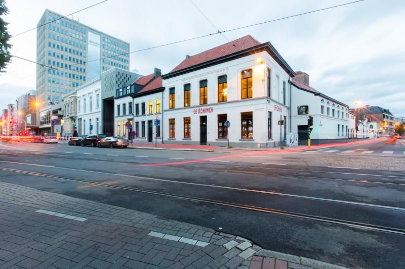 Antwerp City Brewery - De Koninck