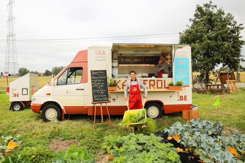 Kasserol - De Groene Foodtruck
