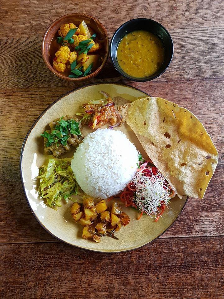 Lulus tribal kitchen