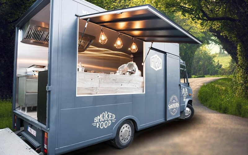 Smokers Food Truck