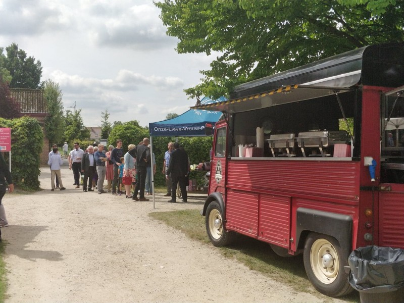 Ten Dauwe foodtruck