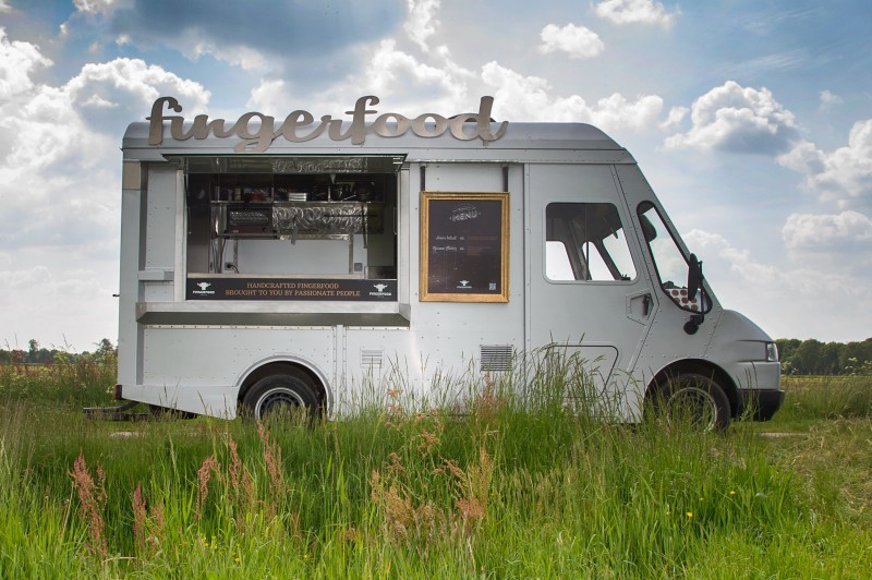 Fingerfood Truck