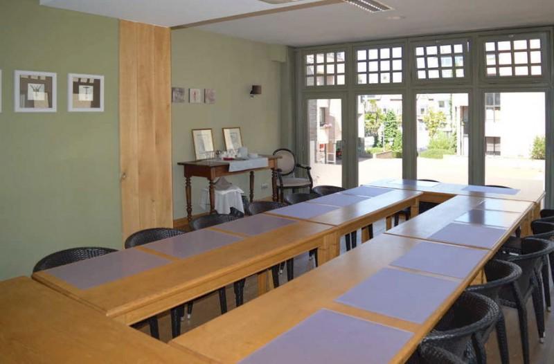 Borrelhuis vergaderzalen