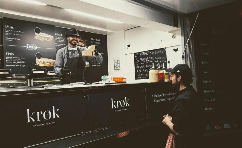 Food truck Krøk