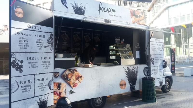 Food truck Focaccia