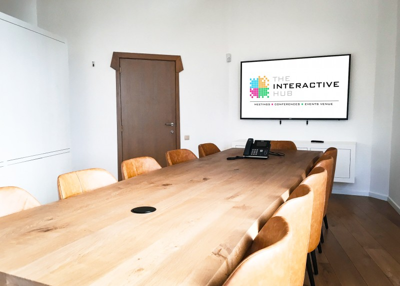 The Interactive Hub