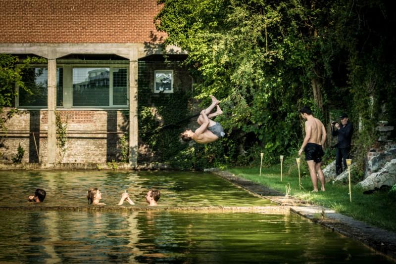 Feestzaal Bassin