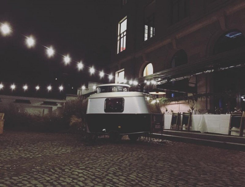 Pixie Cameravan