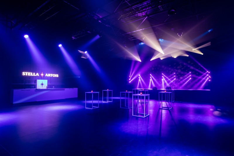 AED Studios - Studio 3 (Concert & Events)