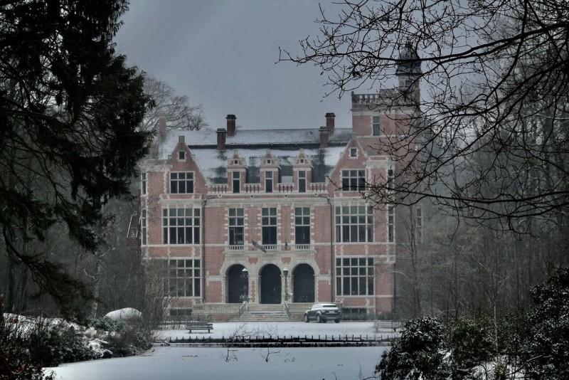 Kasteel Hallehof