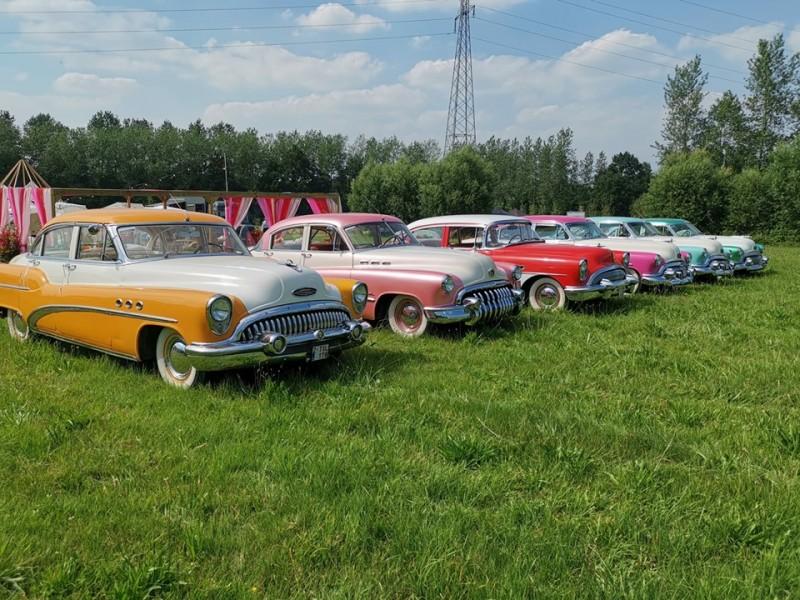 Nostalgic cars
