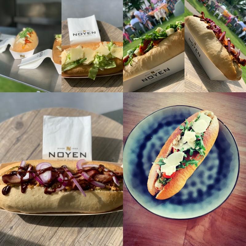 Vespa foodtrucks & events