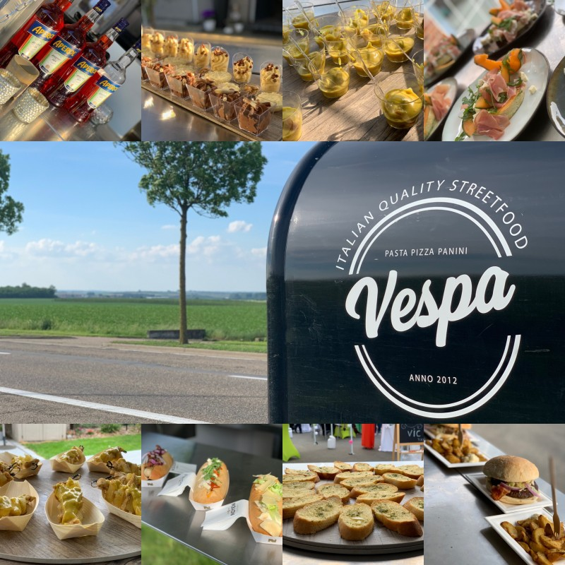 Vespa foodtrucks & events