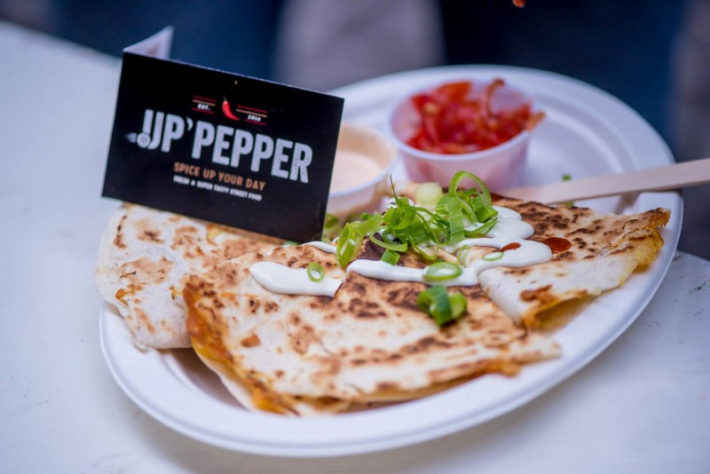 Up'Pepper Streetfood Catering