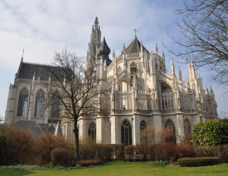 Kathedraal Antwerpen - De Plek