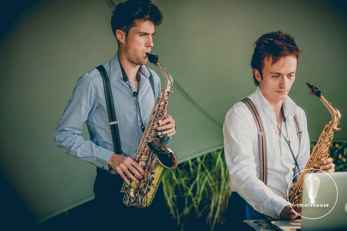 The Sax Guys
