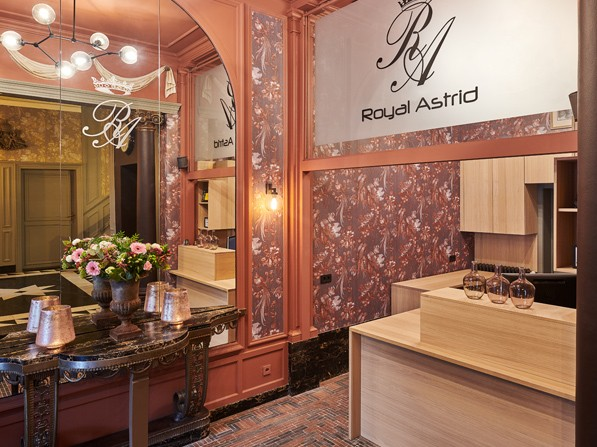 Hotel en Feestzaal Royal Astrid Aalst