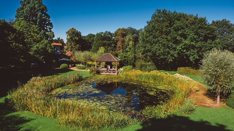 Stijlvol feest in een groene oase: Hof Te Rhode is the place to be