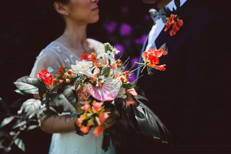 REAL WEDDING Relaxed Greenery: het wondermooi trouwfeest van Margo en Johnny