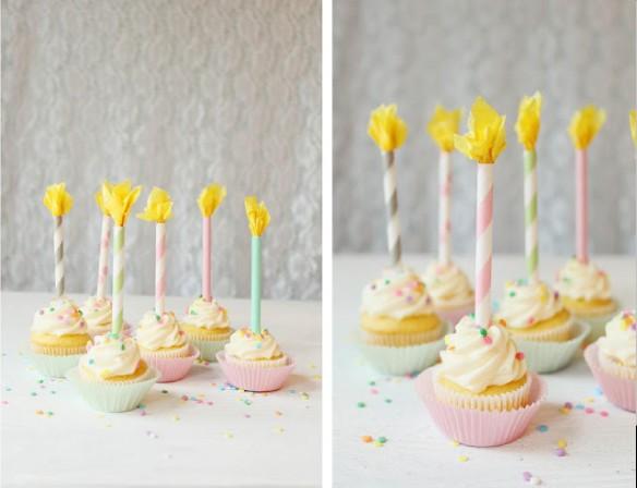 Simpele DIY traktaties voor met je verjaardag
