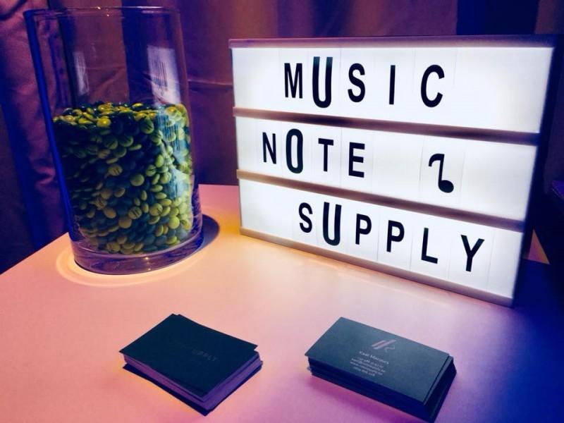 6 vragen voor muzieksommelier NoteSupply