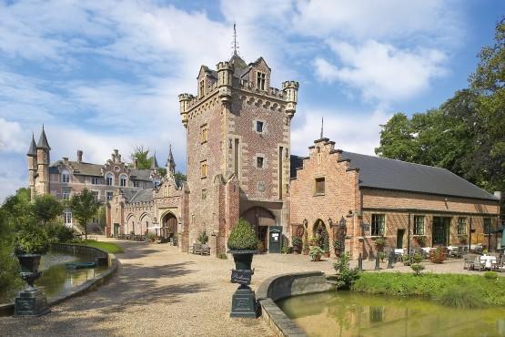 6x feesten in een kasteel