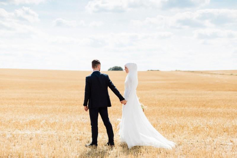 REAL WEDDING Van de zijlijn naar het middelpunt: het trouwfeest van Anisa van To Remember & Abdul