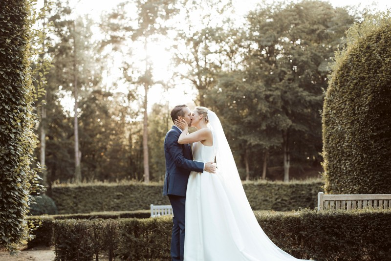 REAL WEDDING Het klassieke droomfeest van Stefanie en Jens