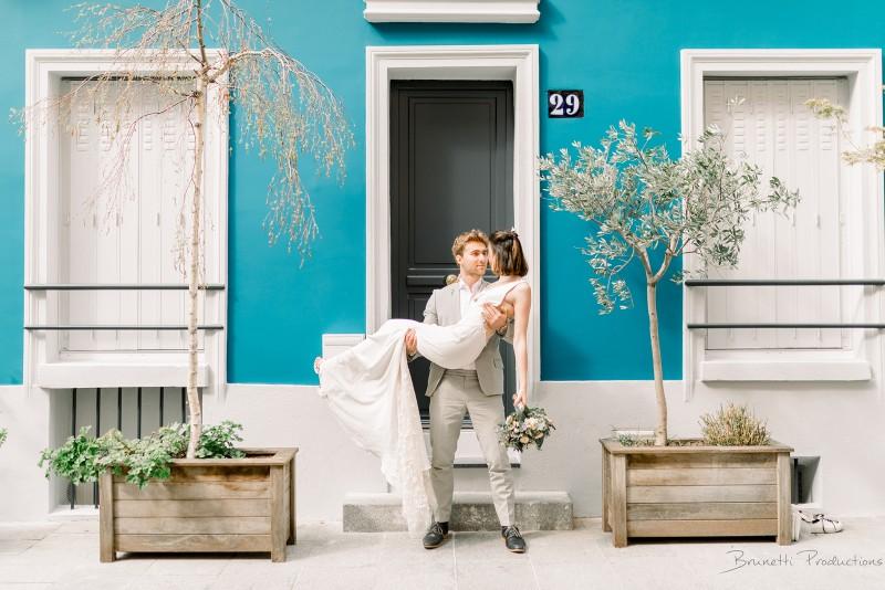 Een styled shoot in de meest romantische stad van de wereld: Parijs!