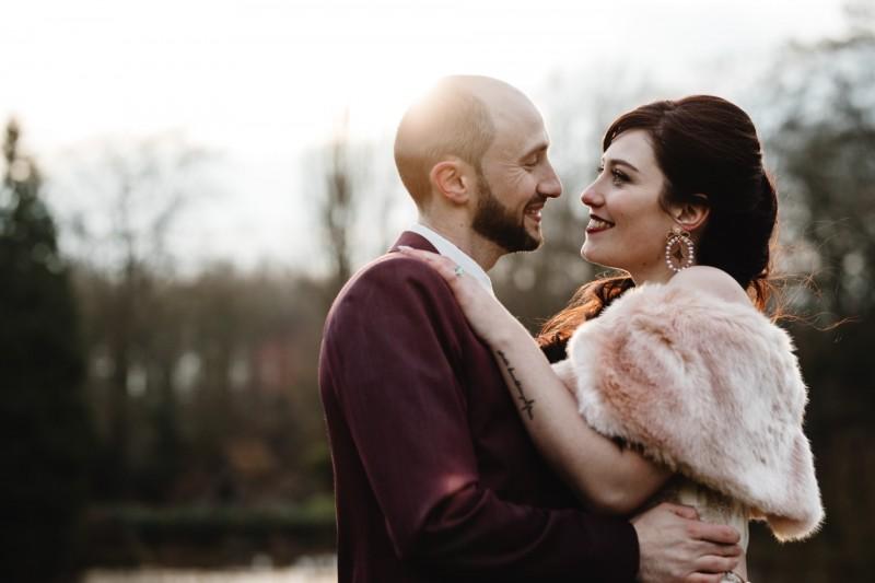 REAL WEDDING De Vintage Fairytale Wedding van Daisy & David