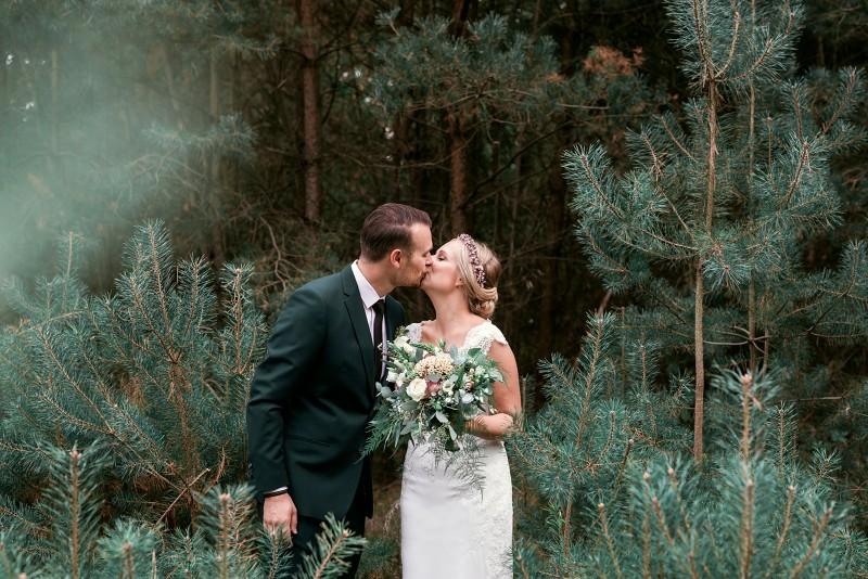 REAL WEDDING Het spontane en zomerse trouwfeest van Noortje & Joachim