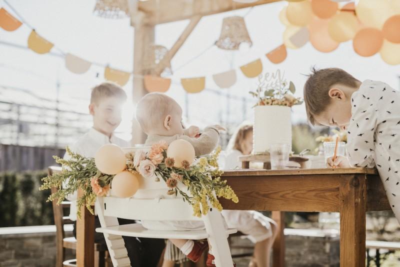 5 tips voor de mooiste 1e verjaardag van je kind!