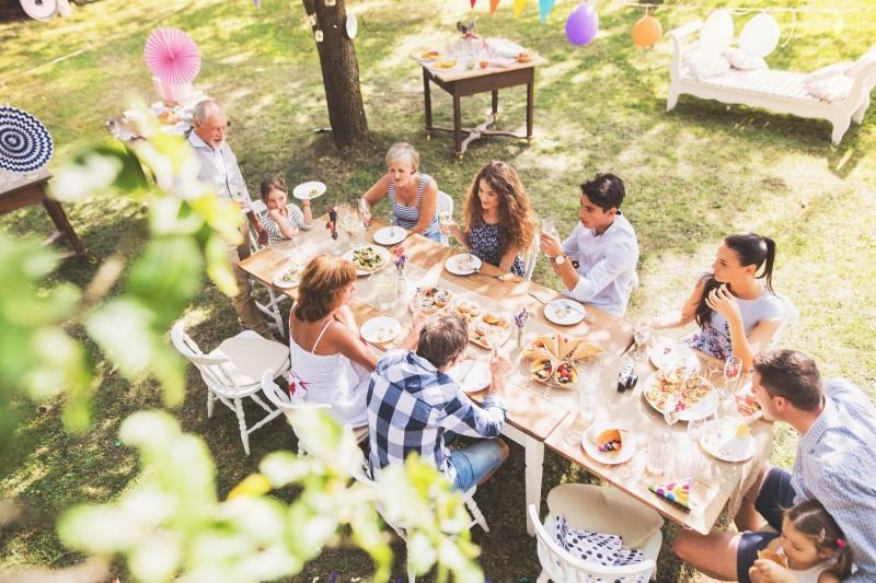 6 prachtige locaties voor jouw communiefeest