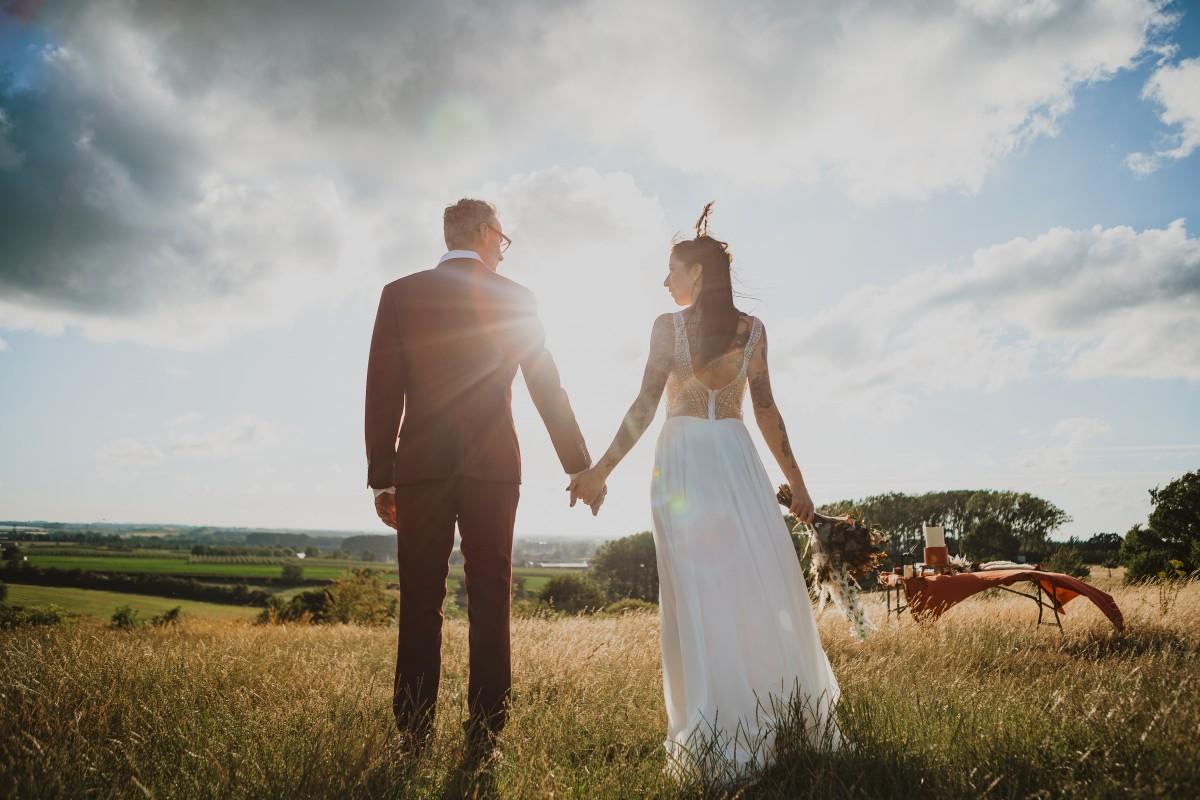 Intiem trouwen iets voor jullie?