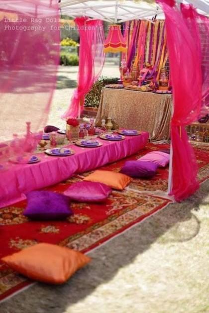 Bollywood als uniek thema op jouw feest
