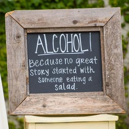 Deze party chalkboard ideeën moet je gezien hebben!